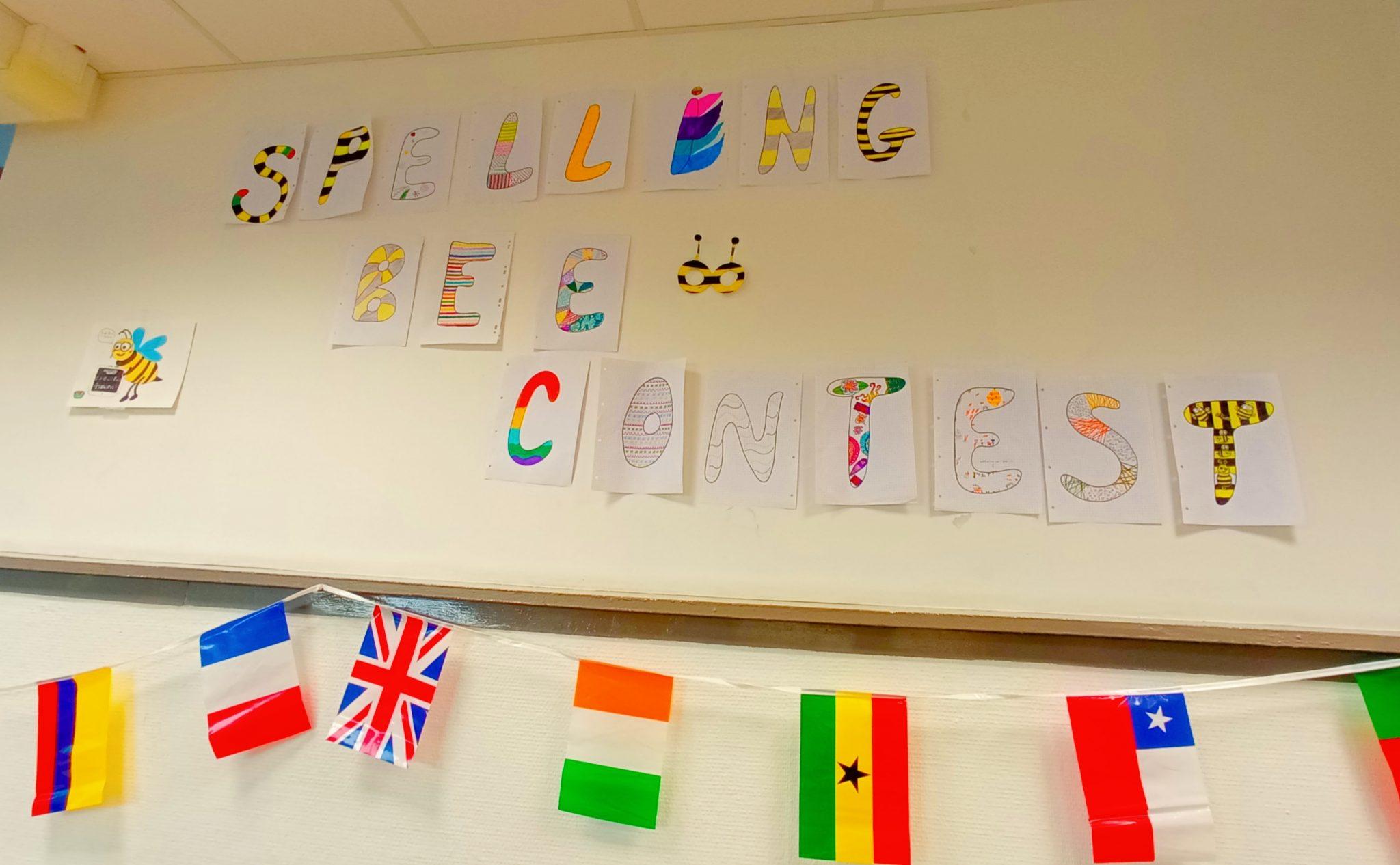 Spelling Bee Contest…. Bzzzz!